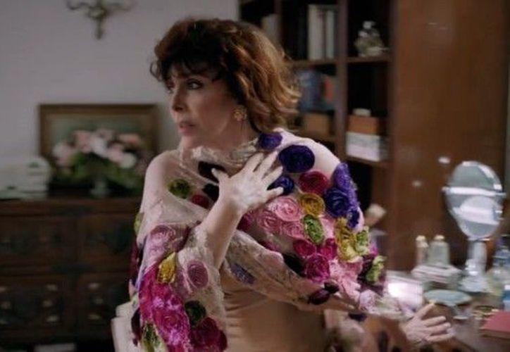 La protagonista de 'La casa de las flores', reveló que tenía miedo de la reacción del público a su papel en la serie. (Internet)