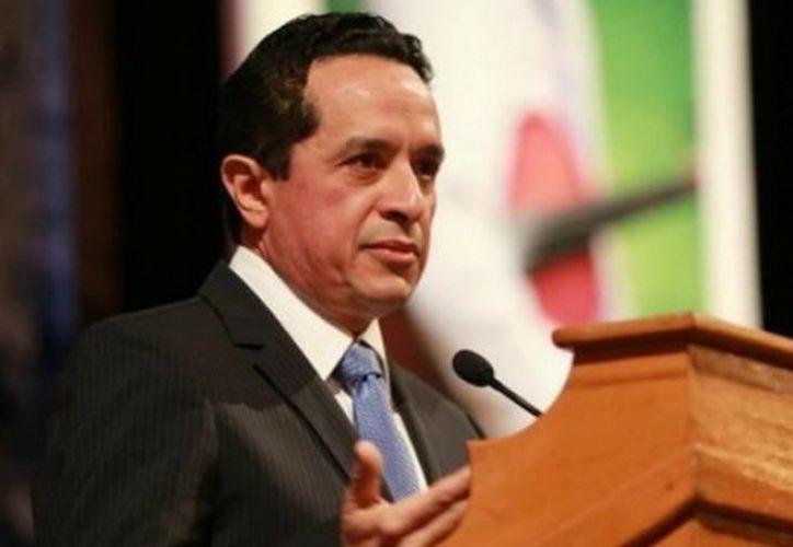 Carlos Joaquín, gobernador de Quintana Roo. (Contexto)