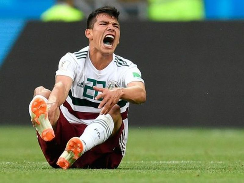 México podría ser la primera selección en la historia de los Mundiales en quedar eliminada a pesar de haber ganado 6 puntos (Foto: AP)