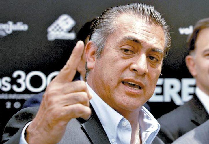 Jaime Rodríguez, gobernador electo en Nuevo León, fue un candidato independiente. Las postulaciones de ciudadanos fueron aprobadas en la reforma político-electoral de febrero de 2004. (Milenio)