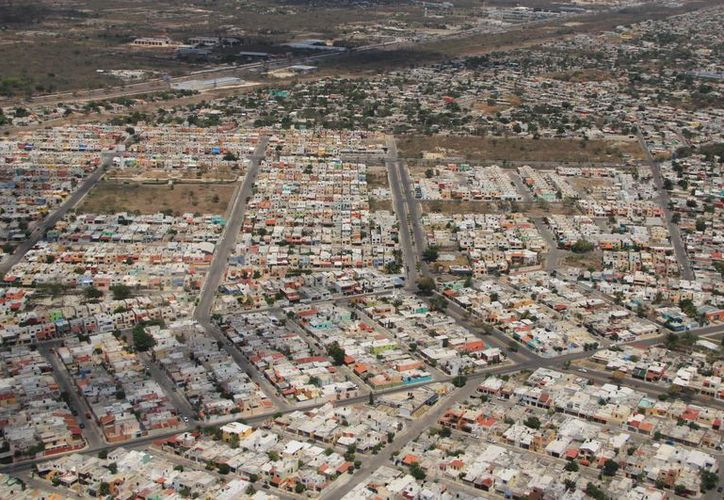 La zona conurbada de Mérida ha crecido considerablemente. (Milenio Novedades)