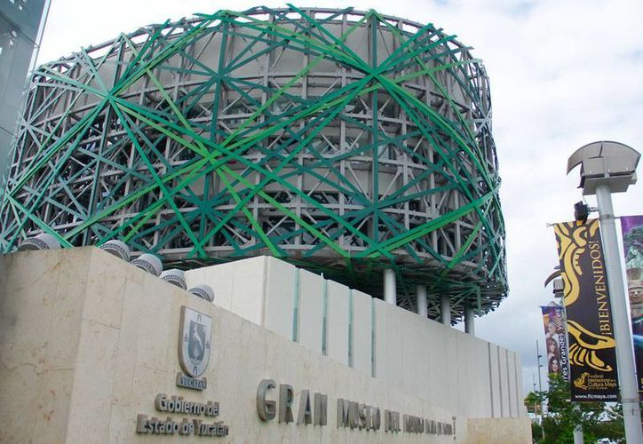 El Museo del Mundo Maya 'perdió' el primer capítulo del debate de los candidatos a la Alcaldía de Mérida: el evento será en un hotel. (Milenio Novedades)