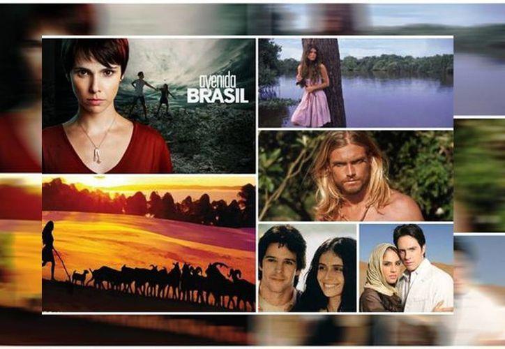 Las producciones de TV Globo en Brasil son las que mayor alcance han conseguido en el extranjero. (Milenio/especial)