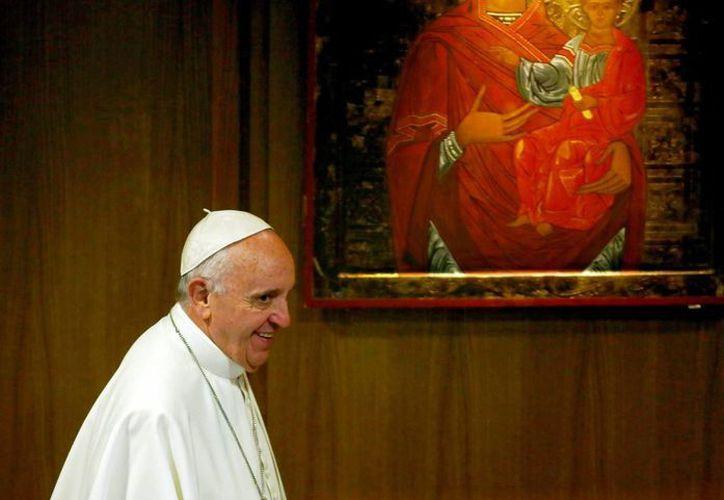 Las actividades que realizará el papa Francisco durante su visita a México en 2016 serán reveladas en el mes de noviembre. (EFE/Archivo)