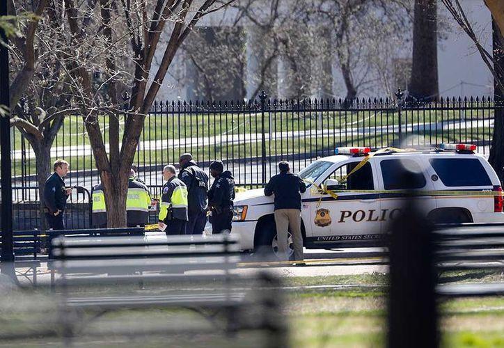 El incidente se registró el sábado alrededor del mediodía cuando el individuo, cuya identidad se mantiene en reserva. (AP)