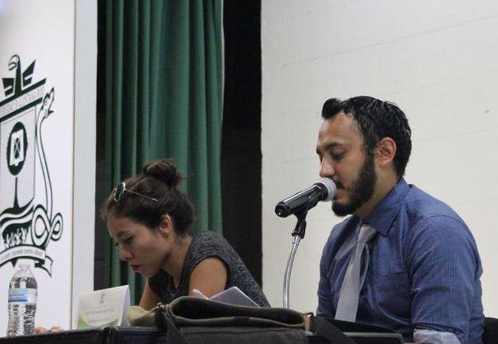 Los participantes discutirán la obra en el terreno filosófico, poético, sociológico, económico y político. (Joel Zamora/SIPSE)
