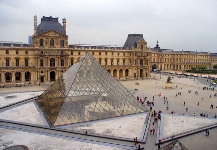 El Museo de Louvre lo censuró al considerar la obra explícitamente sexual. (López Dóriga Digital)