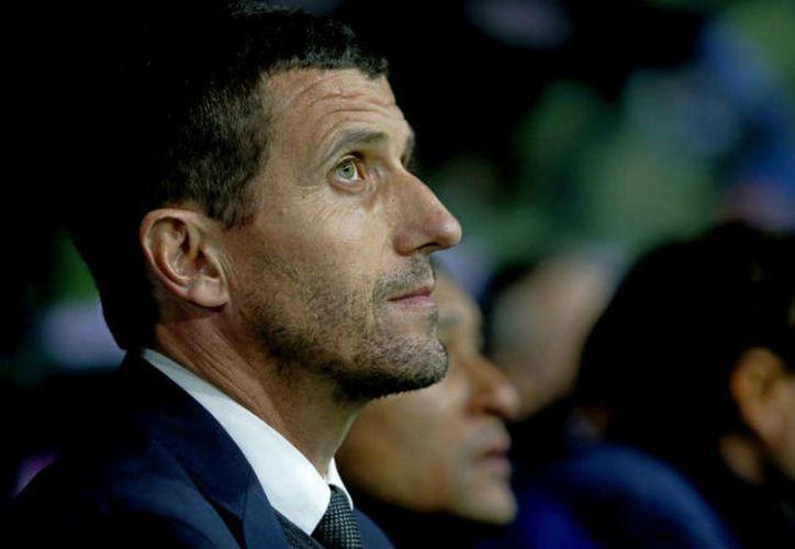 Javier García es un experimentado técnico español de 47 años, que ha liderado a equipos como Málaga, Villarreal de España y Olympiakos de Grecia. (Contexto/Internet)