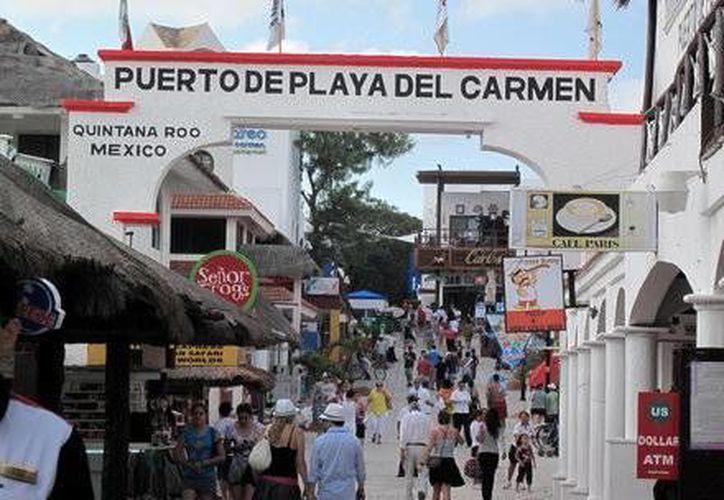 El día de mañana el puerto será cerrado por instrucciones del presidente municipal de Solidaridad Rafael Kantún. (Foto de Contexto/Internet)