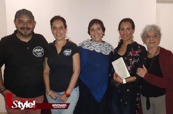 Encuentro cultural por la mujer 2018 y presentación de libro