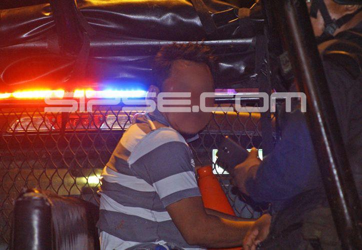 Un hombre fue detenido como responsable de la muerte de su cuñado, a quien le clavó un cuchillo durante una riña, en el sur de Mérida. (Martín González/SIPSE)