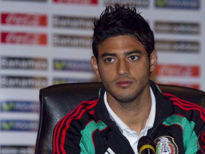 El mexicano atraviesa un buen momento con los Txuri Urdin. (Archivo/Notimex)