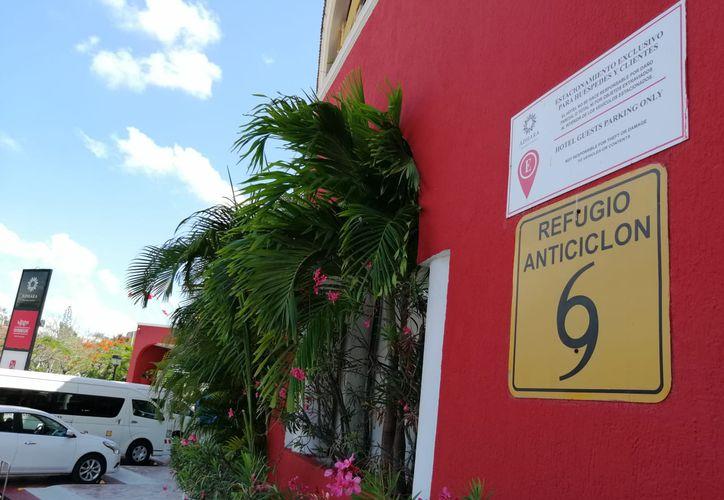 Los centros de hospedaje ya entregaron sus documentos a Protección Civil. (Paola Chiomante/SIPSE)