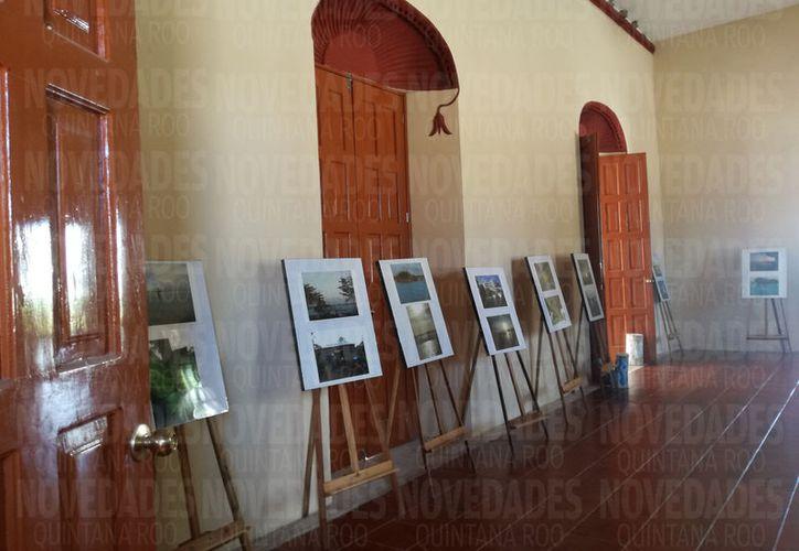 El el recinto se realizan exposiciones de pinturas y varias actividades artísticas. (Foto: Javier Ortiz)