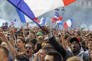 Con lo justo, Francia vence a Nigeria