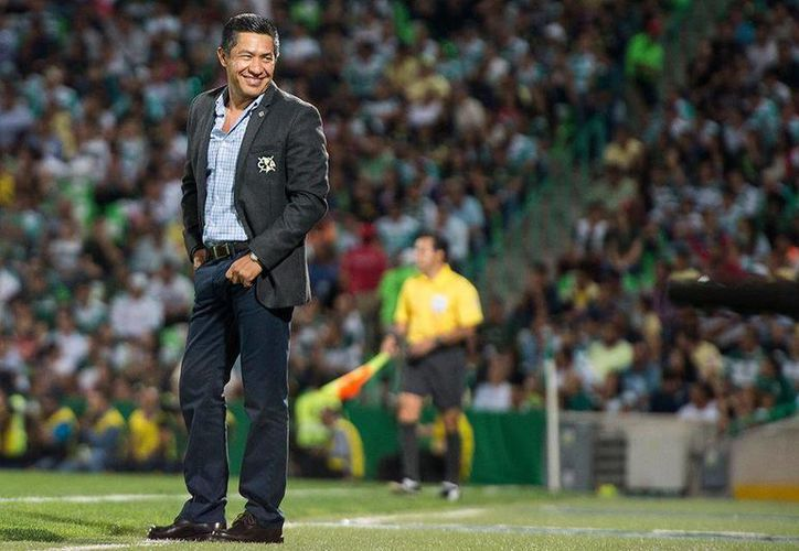 'Nacho' Ambriz asegura que no ha callado bocas al ganar la Concachampions porque ese nunca fue su objetivo al llegar a América. (Facebook: América)