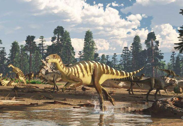 El Gallenosaurus fue una criatura herbívora.  (Sciencetells)