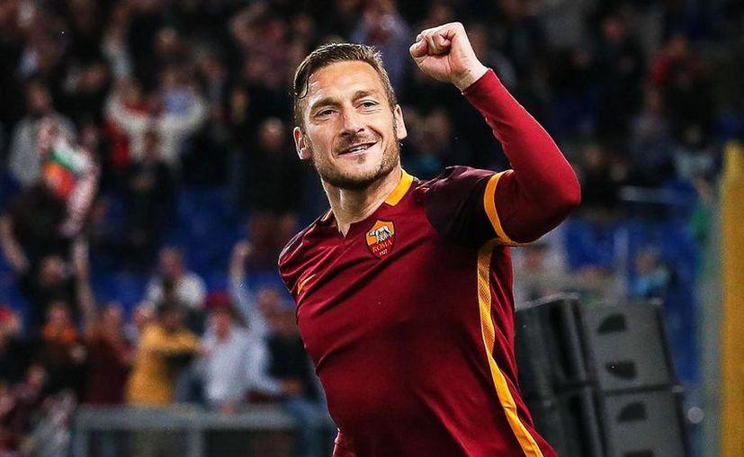 Totti es autor de 307 goles en 786 partidos y fue campeón del Mundo en 2006. (Foto: Contexto/Internet)