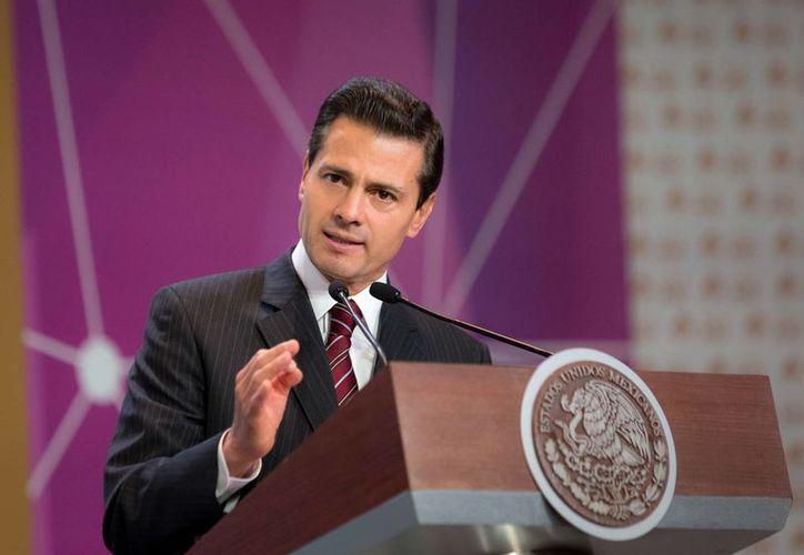 Enrique Peña Nieto dijo que se debe privilegiar el diálogo entre Estados Unidos y Canadá por este acuerdo comercial. (Archivo/Notimex)