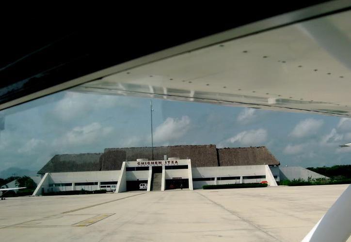 El aeropuerto es dueño de una paraestatal, que es Servicios Aéreos Chichén Itzá, y la administración es de Grupo Ciclo. (SIPSE)