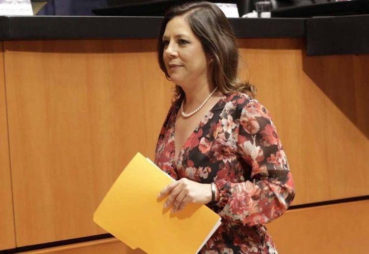 En la Gaceta Parlamentaria se publicó la iniciativa de la senadora. (PAN Senado - Senado de la República)