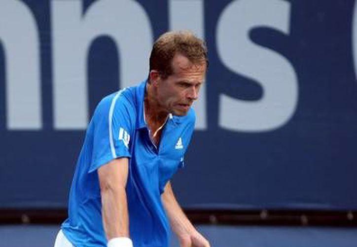 Stefan Edberg (foto) era el <i>héroe de la infancia</i> de Federer, pero ahora es su entrenador. (zimbio.com)