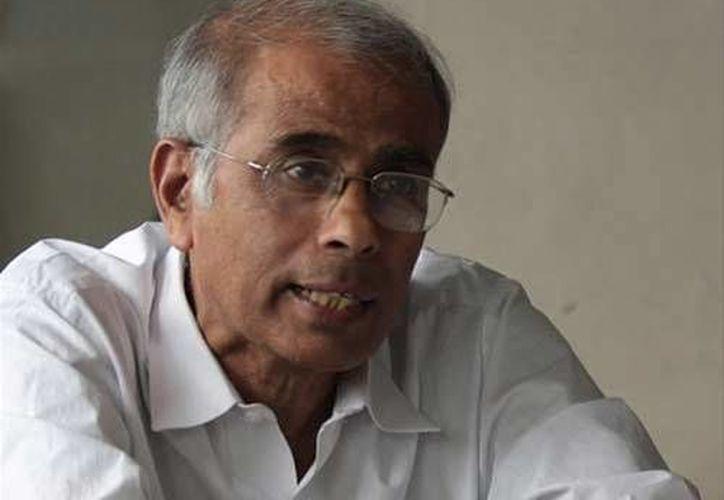 Narendra Dabholkar, quien criticaba las supersticiones y la charlatanería religiosa, fue asesinado a tiros.(globalmarathi.com)