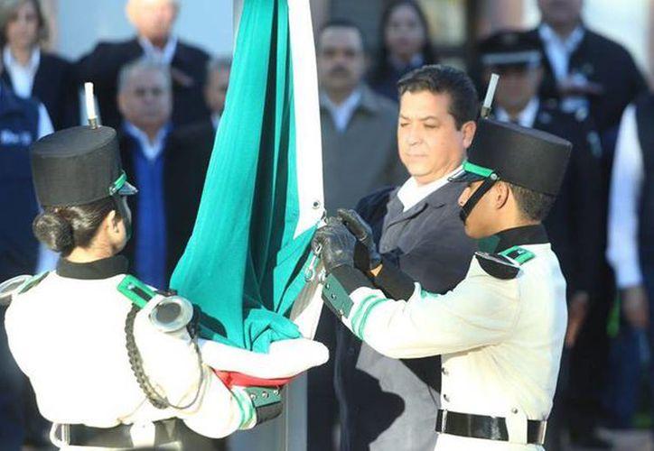El error del Gobernador de Tamaulipas en Facebook fue corregido rápidamente. (Facebook/Francisco Cabeza de Vaca)