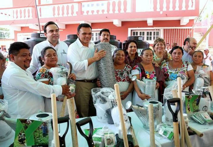 Este sábado al mediodía, el gobernador Rolando Zapata  entregará equipamiento para el fortalecimiento de la Fiscalía General del Estado. (SIPSE)