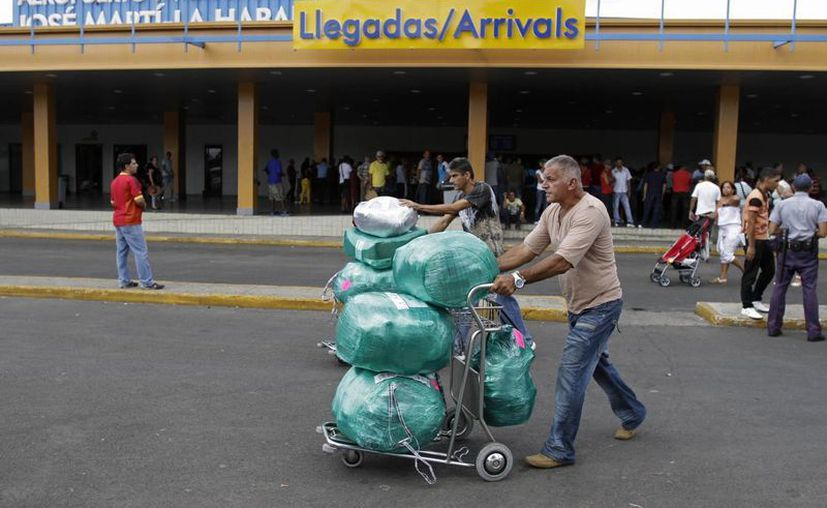 La llegada de turistas a Cuba fue incrementando de manera paulatina desde la década de los 90. (Agencias)