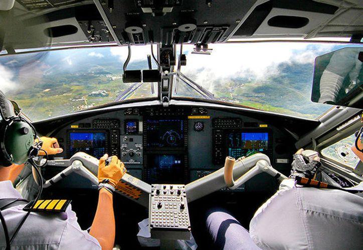 """El comportamiento de los pilotos no respondió a los """"altos estándares que easyJet espera de sus pilotos"""". (pxhere.com)"""