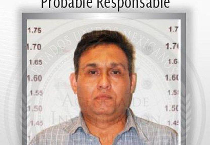 La PGR, a través de los rasgos, identificó plenamente a Omar Treviño, alias 'Z42.'