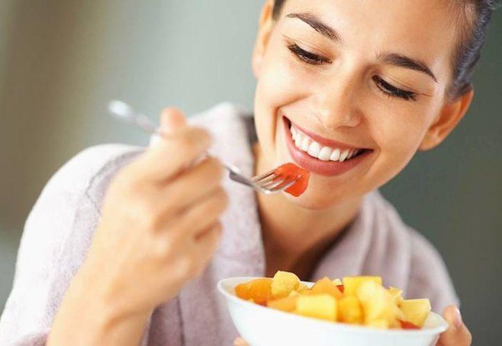 """Hay que saber qué alimentos van a aportar a tu cuerpo todo lo que necesita para trabajar de forma """"equilibrada"""". (Foto: Contexto)"""