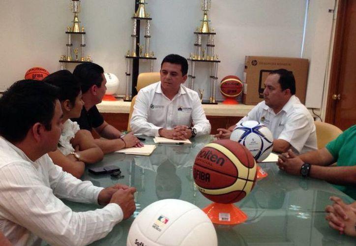 Ayuntamiento de Cozumel se preocupa por las condiciones favorables deportivas. (Redacción/SIPSE)