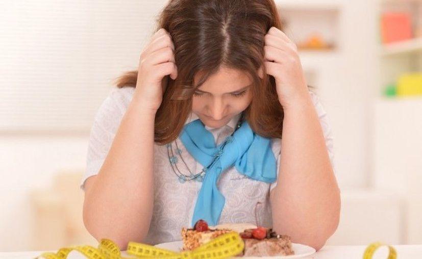 Expertos consideran que las causas de obesidad y sobrepeso podrían estar directamente relacionadas con dificultades afectivas. (Contexto/Internet)