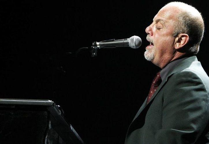 Billy Joel llega a los 66 años de edad en medio de una extensa gira por Estados Unidos. (freim.tv)