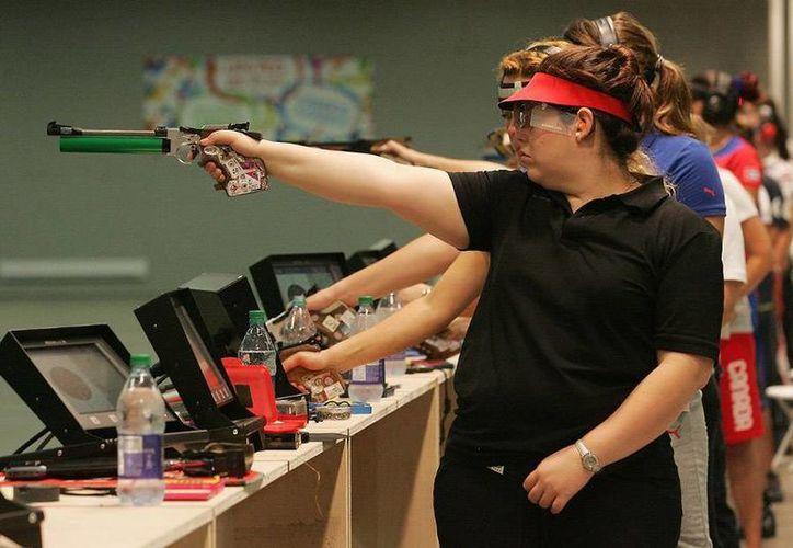 La mexicana mejoró su participación en Juegos Olímpicos, ya que  en Londres culminó en el lugar 19 y ahora en Río termina en cuarto.(Foto tomada de Conade)