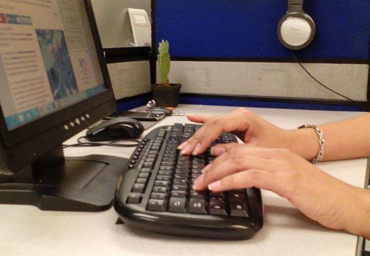 La Unidad de Gobierno Digital, en colaboración con la Coordinación de Estrategia Digital Nacional, cada año publicará en el portal en Internet datos.gob.mx las instituciones que estarán obligadas a publicar esta información. La imagen es de contexto. (SIPSE.com)