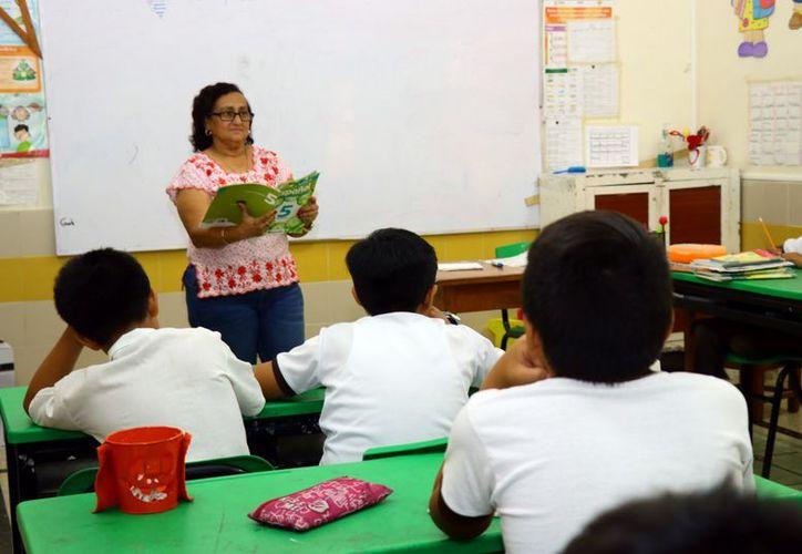 A partir del siguiente ciclo se aplicará la reforma educativa. (Milenio Novedades)