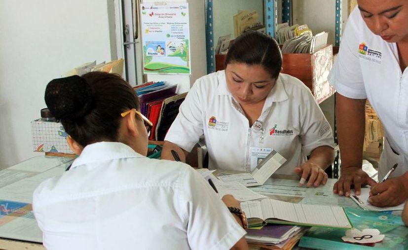 La Sesa atiende medicamente la problemática en hombres y mujeres, sólo cuando existen lesiones provocadas por violencia intrafamiliar (Joel Zamora/SIPSE)