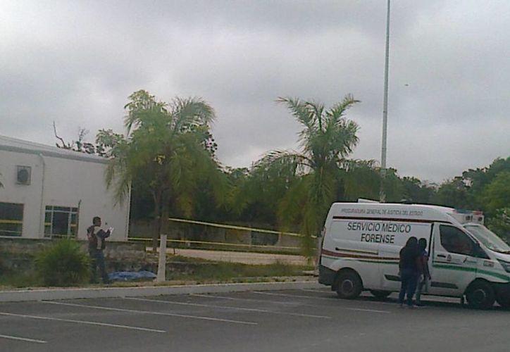 Tres indigentes muertos fueron levantados en diferentes puntos. (Eric Galindo/SIPSE)