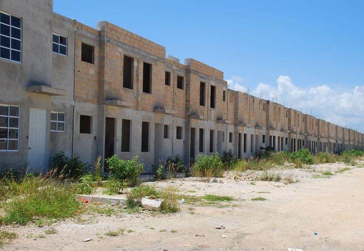 En el 2012 se construyeron cerca de 17 mil casas en el estado. (Archivo/SIPSE)
