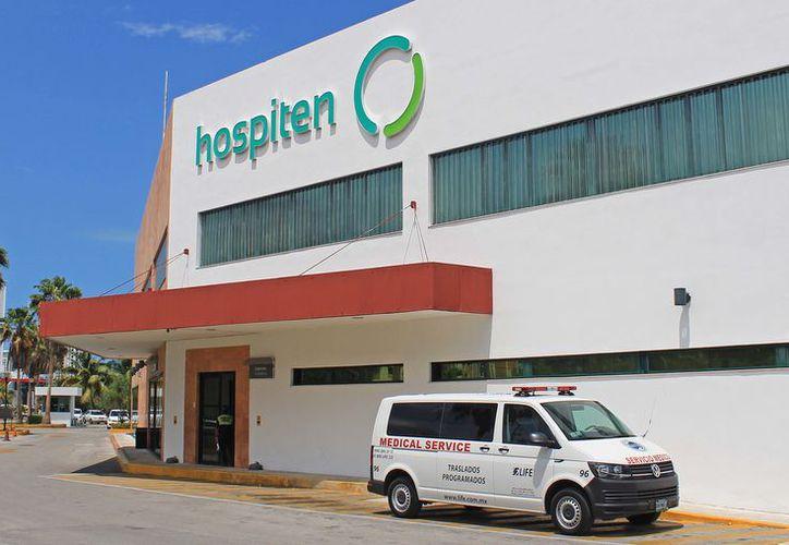 La mujer falleció después de haber sido golpeada por su pareja de 33 años en un hotel de la Zona Hotelera, Cancún. (Foto: Jesús Tijerina/SIPSE)
