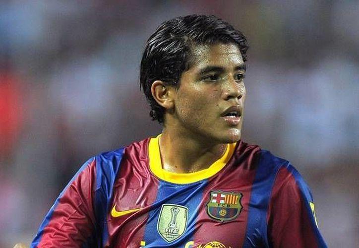 'Jona' llegó al Villarreal después de tener poca actividad con el Barcelona. (AP)