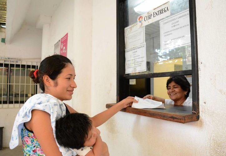 Las correcciones suelen tardar de tres a 10 días hábiles. (Victoria González/SIPSE)