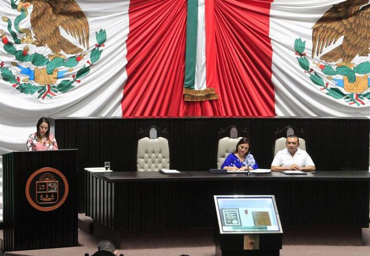 El Congreso del Estado en su tercer año de ejercicio constitucional abordará diversos temas. (Ángel Castilla/SIPSE)