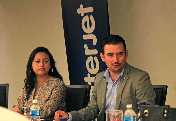 Interjet puso en operación una ruta diaria entre Nueva York y Cancún. (Jesús Tijerina/SIPSE)