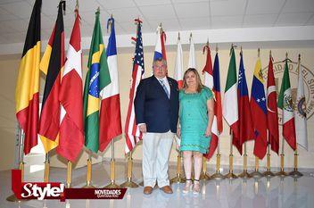 Intercambio escolar de jóvenes rotarios provenientes de 15 países