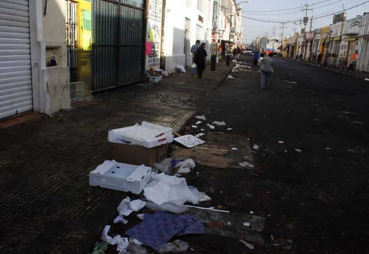 La basura que se recolecta en la zona pasó de nueve a 10.5 toneladas diariamente. (Archivo/SIPSE)