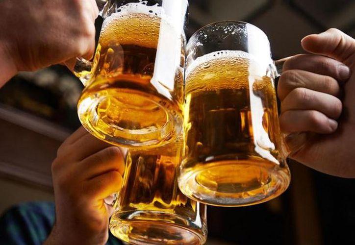 Los estados que presentan una menor dependencia al alcohol son: la CDMX e Hidalgo. (Contexto/Internet)